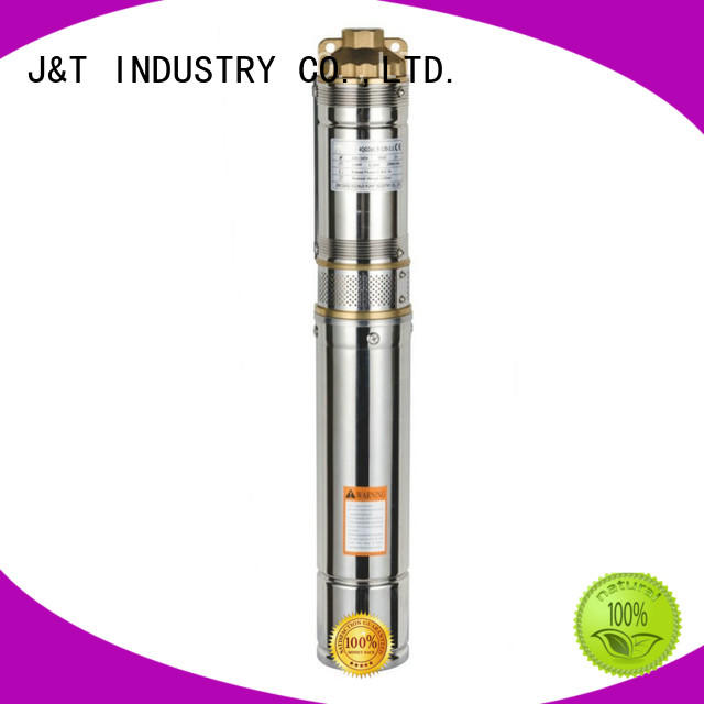 JT inline borewell submersible water pump Chinese for industrial
