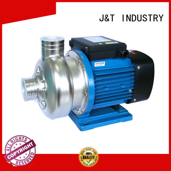 JT Cast Iron fuel water pump for sale for industry