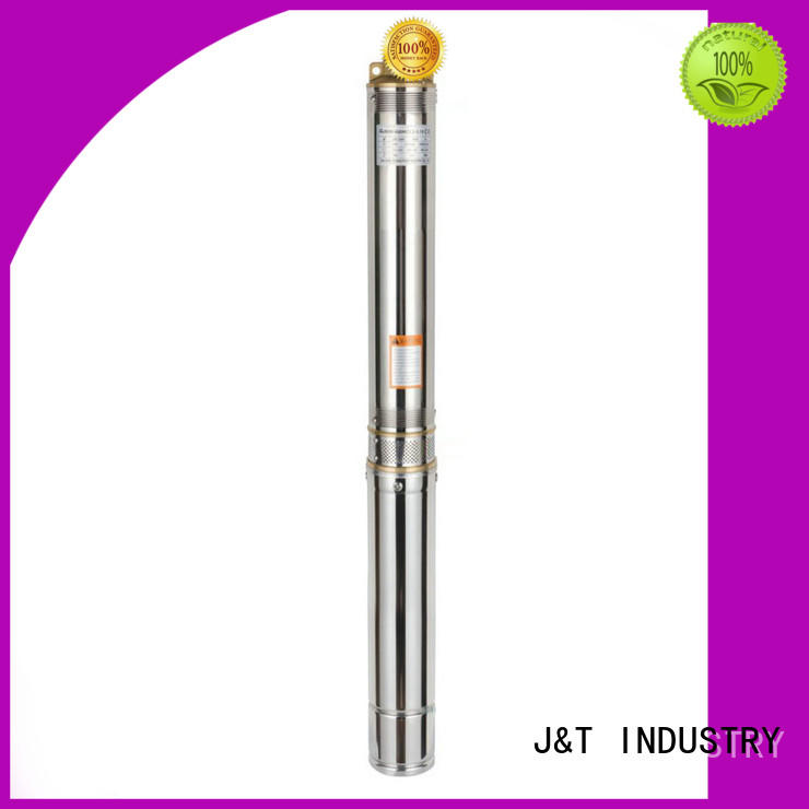 JT multi open well submersible pump price convenient operation for water supply for system
