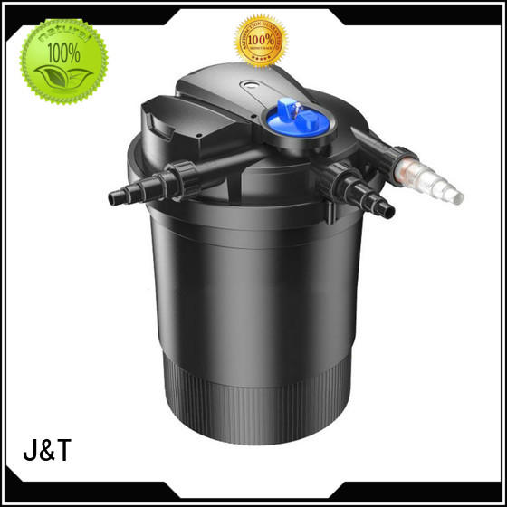 JT high quality external pond filter for sale for aquarium