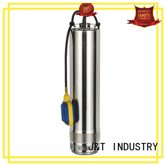 JT plastic PPO vertical submersible water pump irrigation for booster