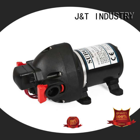 JT triangle small electric diaphragm pump multi-function for draw water