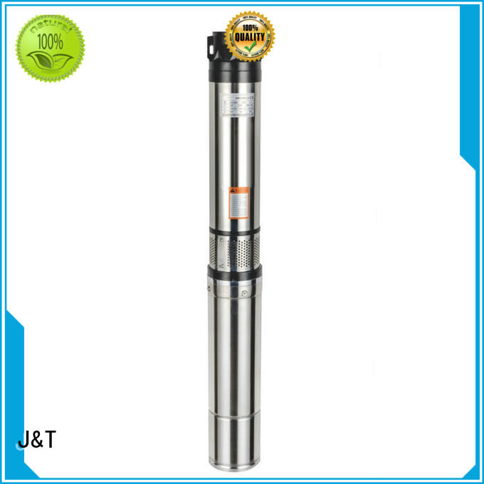 JT electronic open well submersible pump manufacture for farm