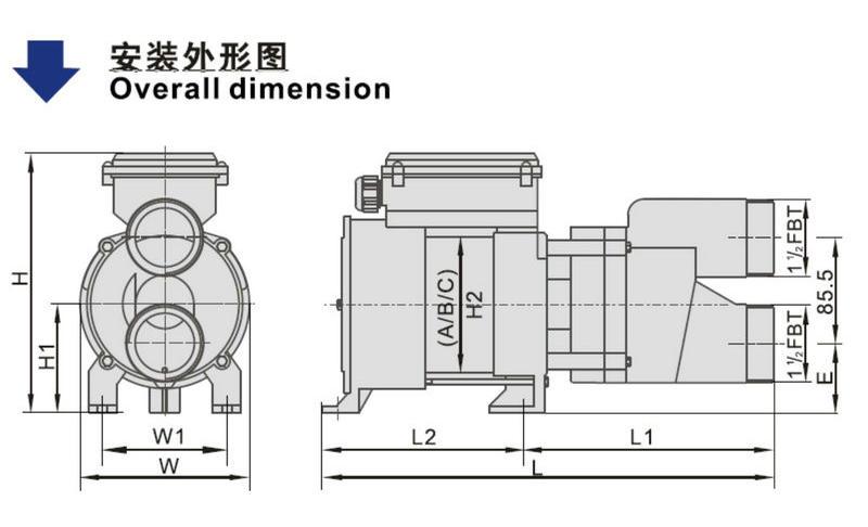 JT Latest kohler jetted tub manufacturers for tub-2