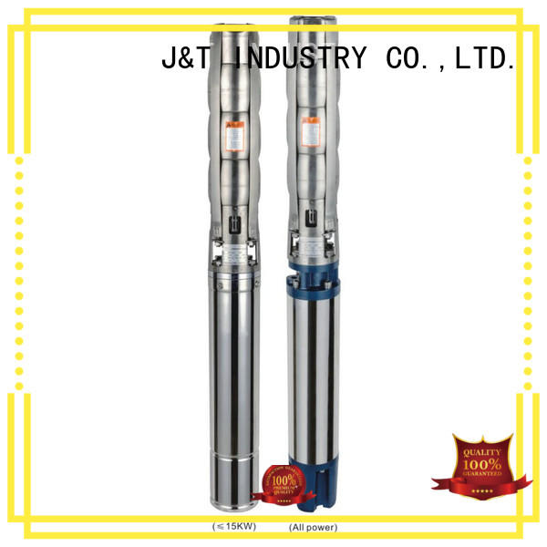 Vertical Inline Multistage Centrifugal Pump Bore Hole Pump 6SP60
