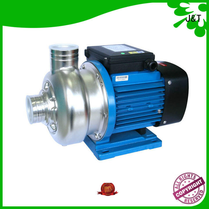 JT pumps water pump for house for sale for chemical plant
