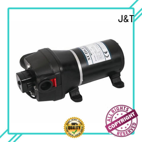 JT fp12 12v dc diaphragm water pump easy usage for deep well