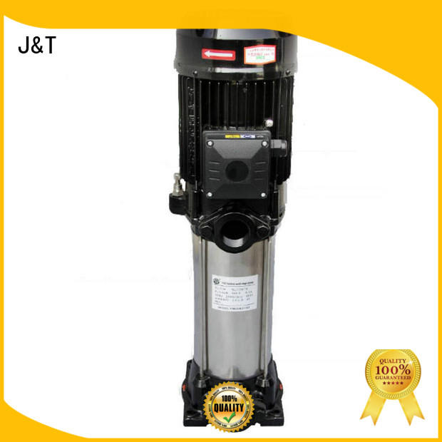 JT easy operation vertical submersible water pump vertical for farm