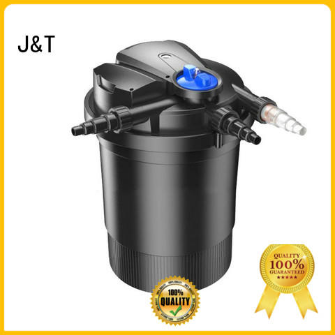JT Top pond cartridge filter for sale for garden