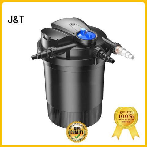 JT Top pond cartridge filter for sale for garden