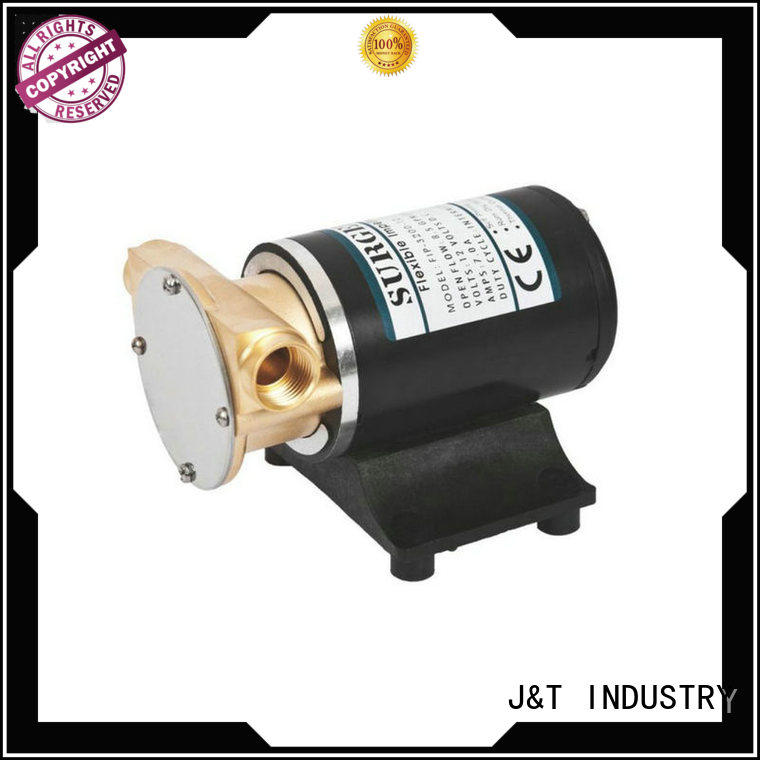 JT high quality 12 volt dc submersible pump Supply for fountain