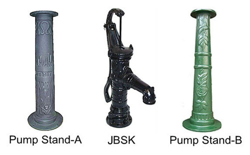 JT operated deep well hand water pump multi-function for house-2