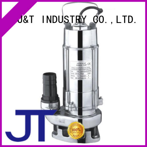 aluminum sewage pump for Drainage system for industrial