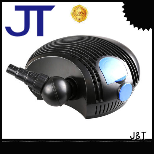 JT practical water pump for fish pond energy saving for farm