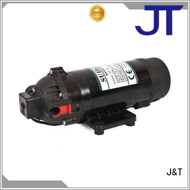 oil water pressure diaphragm pump liter for farm JT