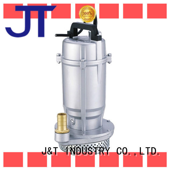 JT efficient industrial water pump light weight water cluster boxes