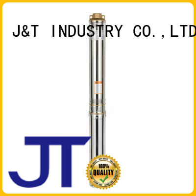 JT multi bore water pump factory for industrial