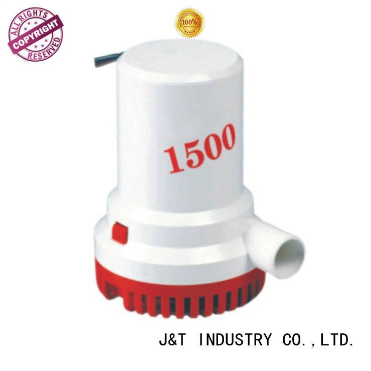 JT automatic bilge pump high reliability for aquarium