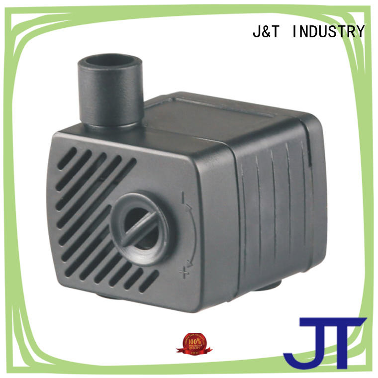 JT adjustable quietest aquarium water pump Factory for garden