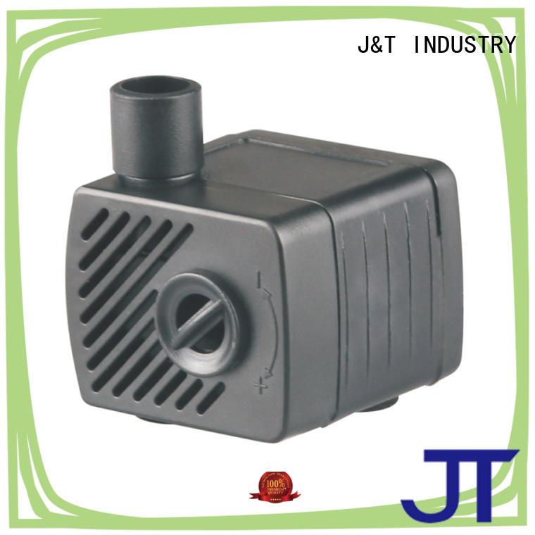 JT adjustable quietest aquarium water pump Factory for garden