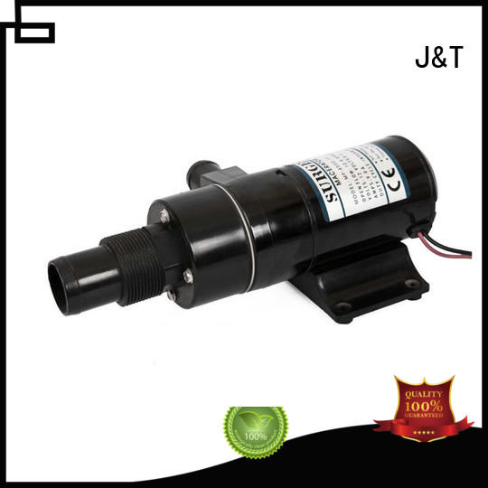 JT system diaphragm pump energy saving for draw water