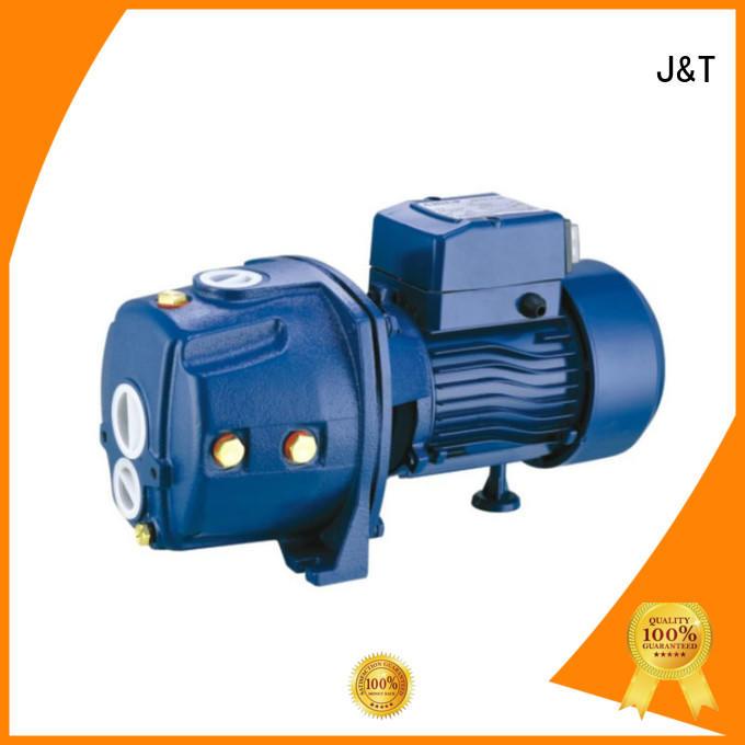 JT efficient self priming salt water pump company for petroleum