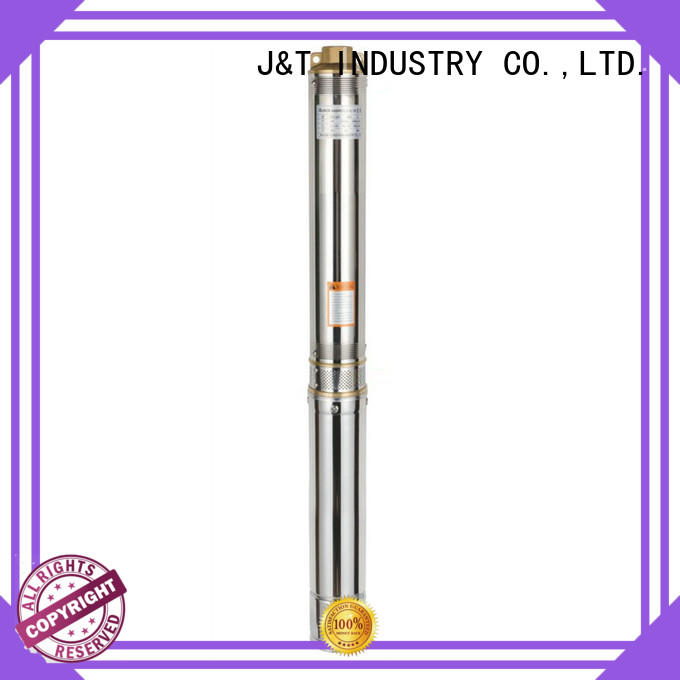 JT irrigation borehole pumps uk convenient operation for industrial