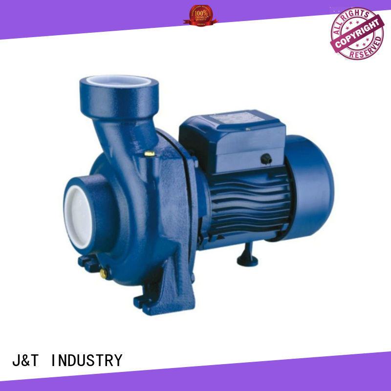 JT convenient centrifugal booster pump garden irrigation construction