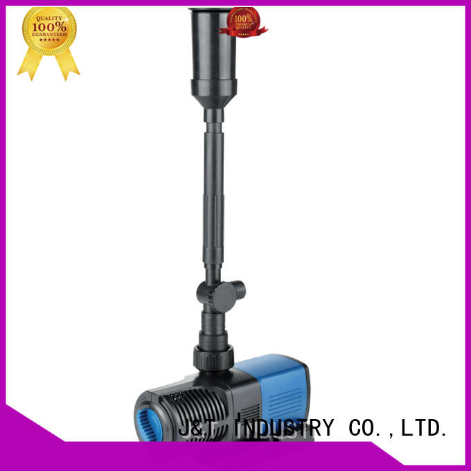 JT ctb2500 pond fountain pump manufacture for house