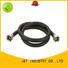 high quality flexible hose connector With Thread for home