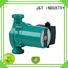 JT copper water heater recirculating pump fire fighting draw water