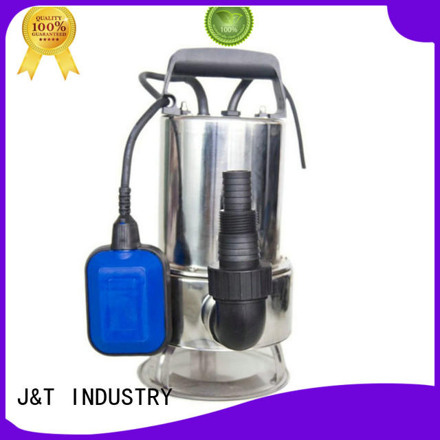 stainless steel submersible pumps for water features water cycle for water supply JT