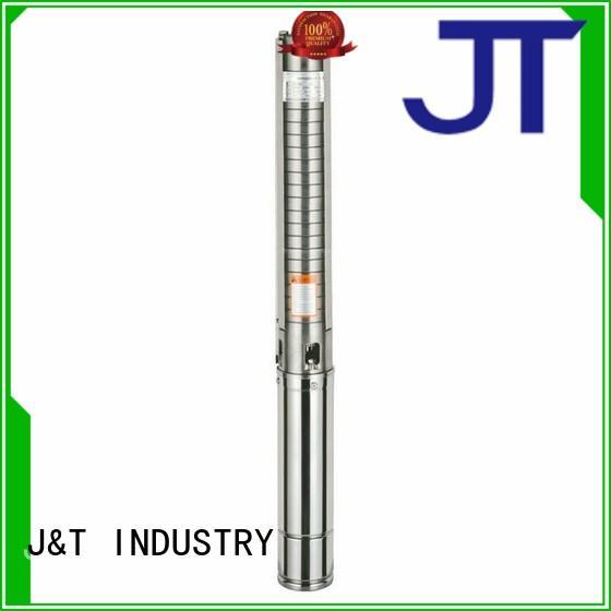 JT irrigation multistage pressure pump convenient operation for farm