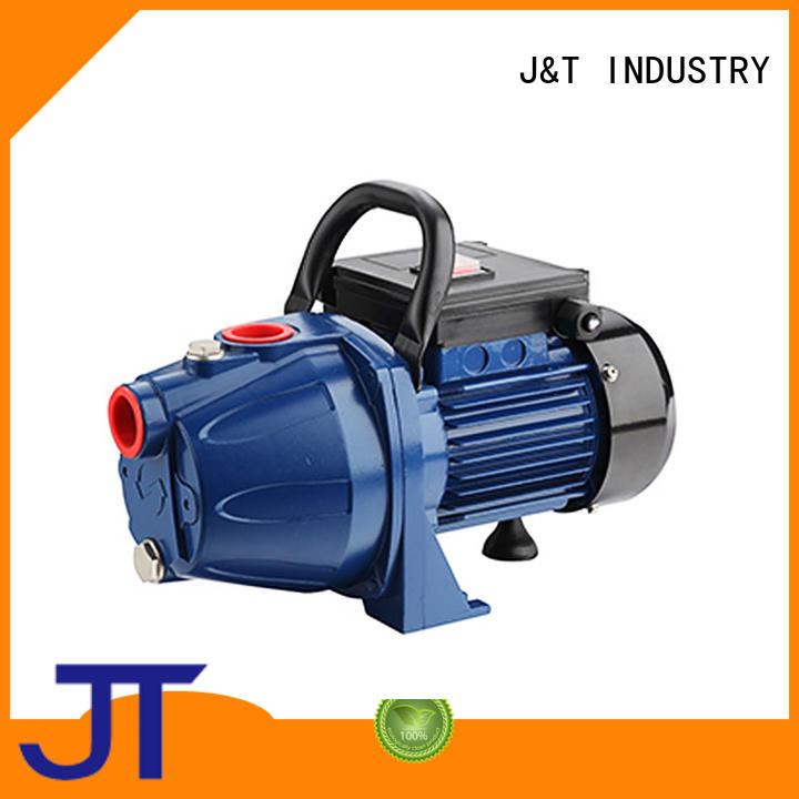 JT cast well jet pump system for farmland