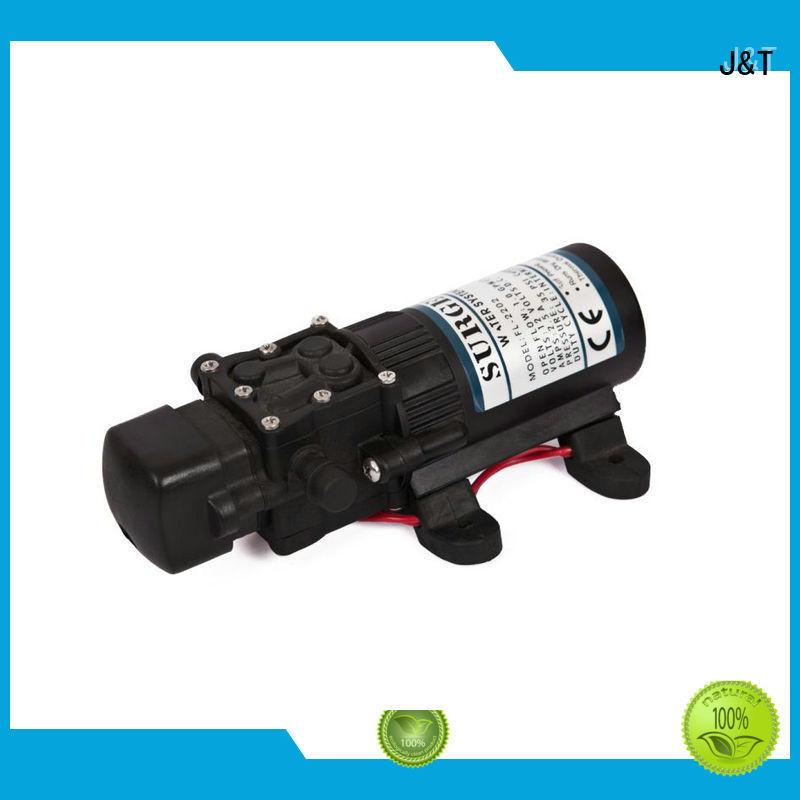 JT durable high pressure diaphragm pump fip3200 for aquarium