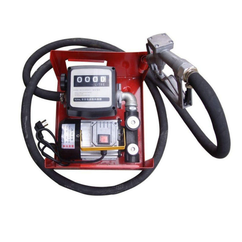JT small electric oil pump high reliability for construction-1