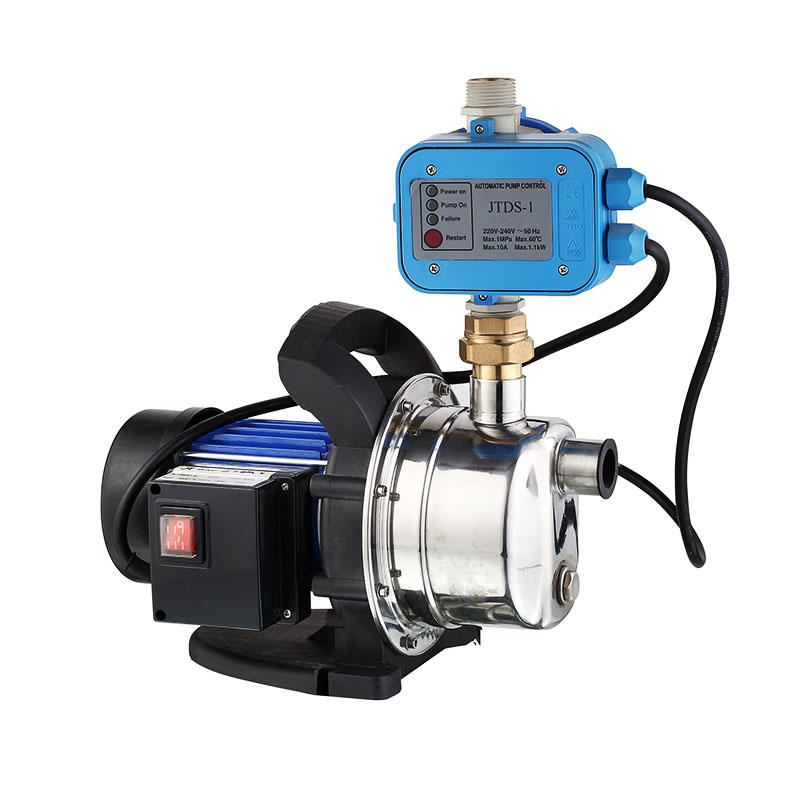 JT steel water jet pump in house for draw water-1