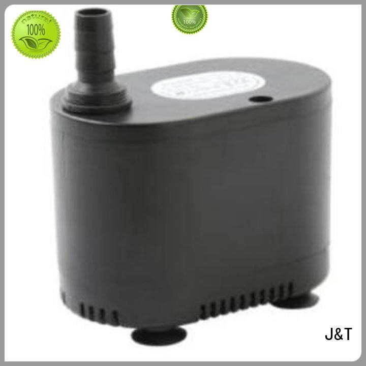 JT jp042f best aquarium air pump Supply for rockery pond for water circulation