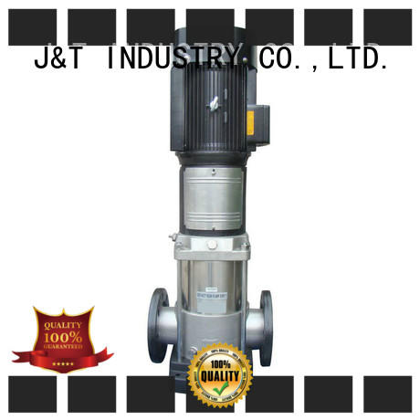 JT automatic vertical end suction centrifugal pump submersible for industrial