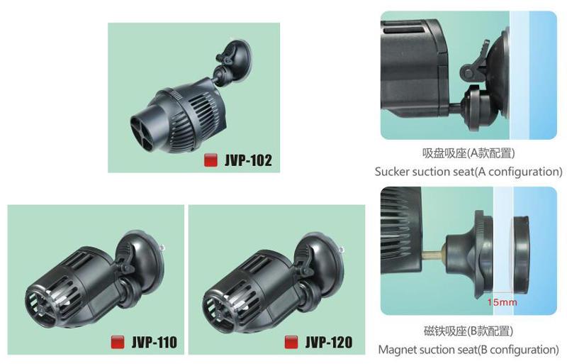 JT high-strength aquarium pump parts factory for aquariums-2