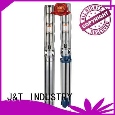 JT High-quality borehole heat pump irrigation for garden
