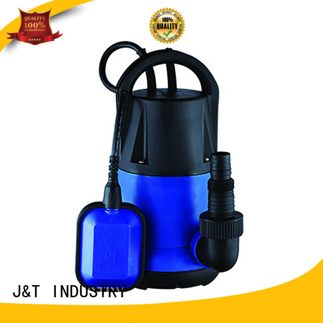 JT stainless steel pond pump and filter combo water cycle for washing