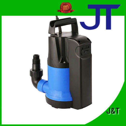 highquality stainless garden submersible pump plastic JT Brand company
