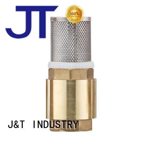 JT professional brass fitting for sale for aquariums