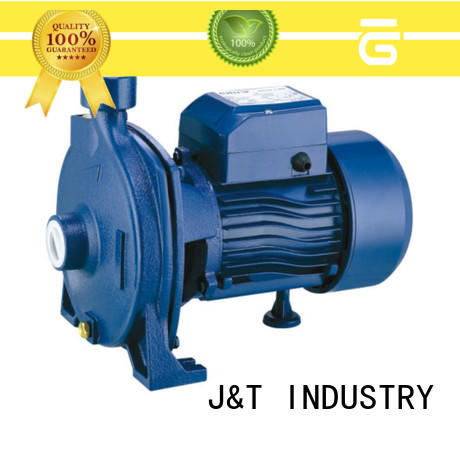 large industrial water pump high efficiency for fountain JT