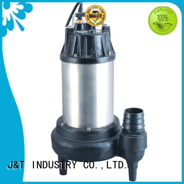 impeller best sewage pump lift for industrial JT
