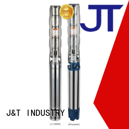 JT New borehole pump protection company for industrial