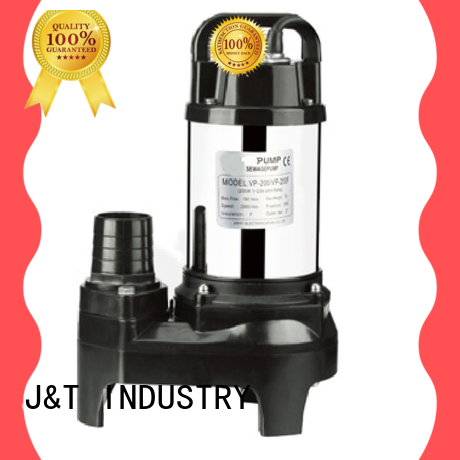flow effluent pump submersible for family JT