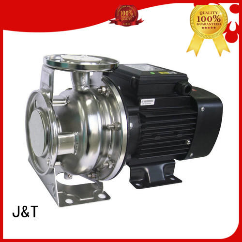 JT aluminum small centrifugal water pump 1dk14 for chemical plant