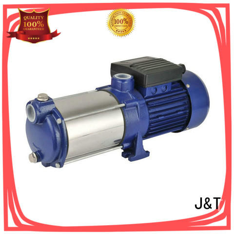 JT professional horizontal centrifugal pump specifications company for garden